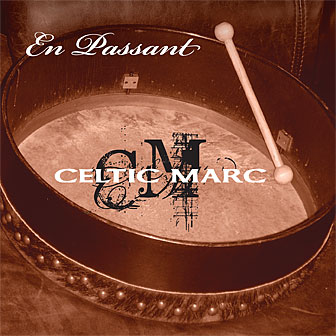 Celtic Marc - En Passant cover design by Moxie & Magic