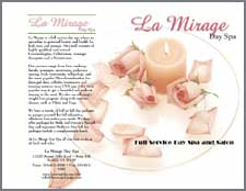 La Mirage photo & design by Robin Reid